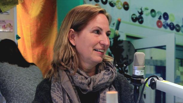 Cecilia Kallenberg berättar om Rorschach i Morgonpasset SR P3